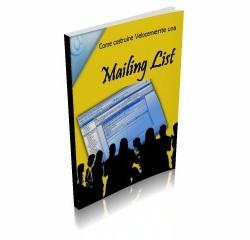 Come costruire velocemente una mailing list