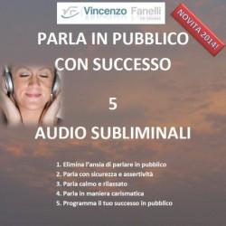 PARLA IN PUBBLICO  CON SUCCESSO