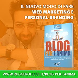 Blog per l'anima di Ruggero Lecce